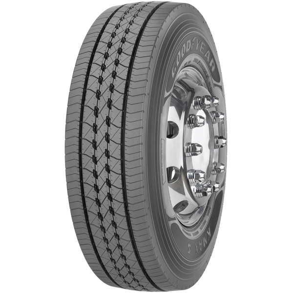 295/80-22.5 Goodyear KMAX S HL