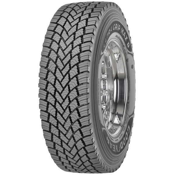 295/80-22.5 Goodyear Ultra Grip MAX D