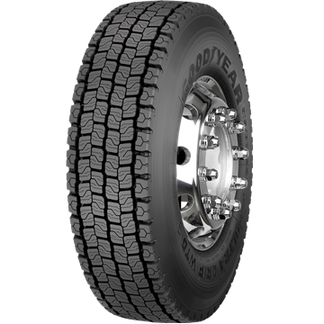 295/80-22.5 Goodyear Ultra Grip WTD