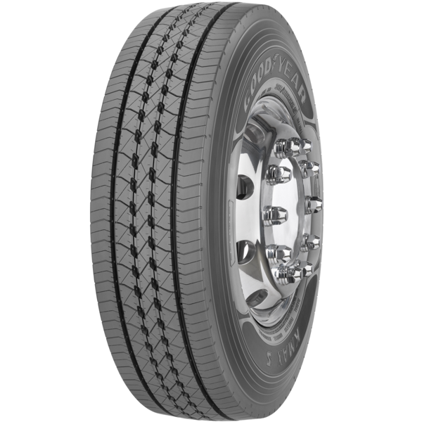 315/80-22.5 Goodyear KMAX S